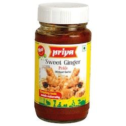 Priya Sweet Ginger Pickle 300gms