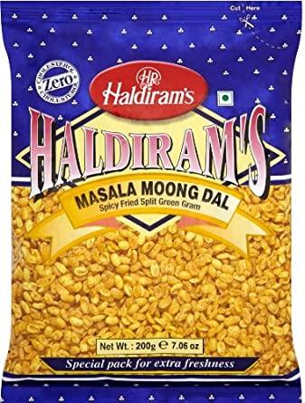 Haldiram Masala Moong Dal 200gms