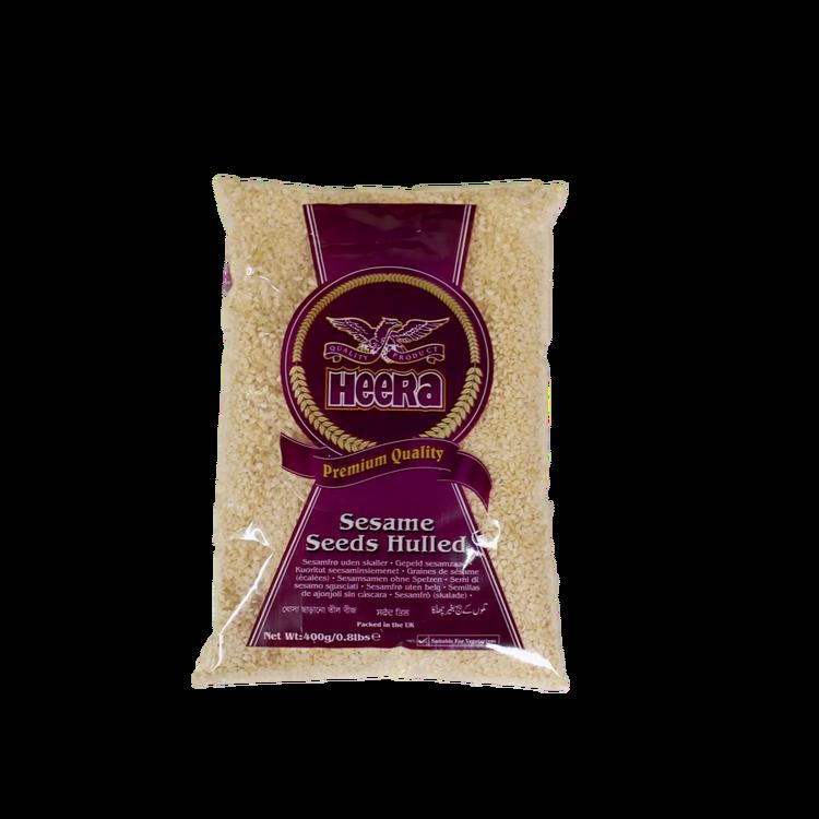 Heera Sesame Seeds Hulled 400gms