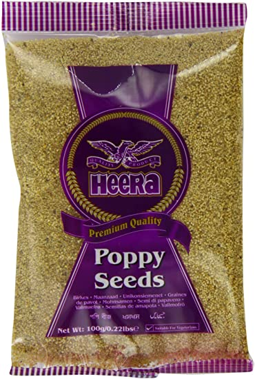 Heera Sesame Seeds Hulled 100gms