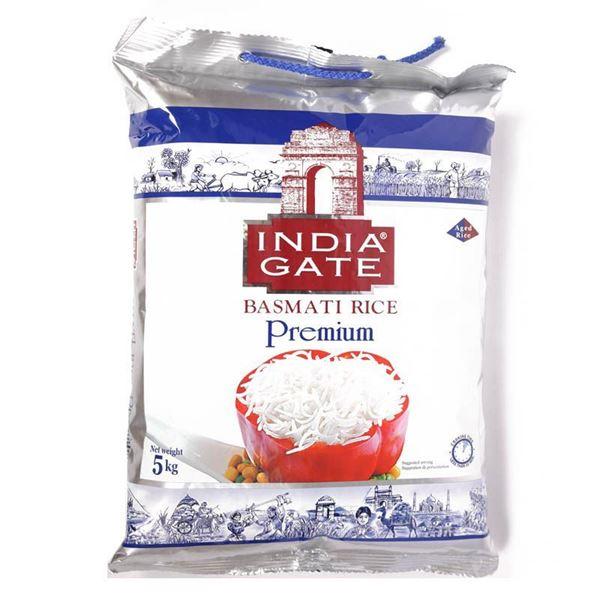 India Gate Premium Basmati Rice 5kg
