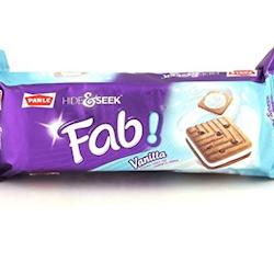 Parle H&S Fab Vanilla 112gms