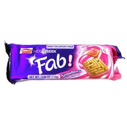 Parle H&S Fab Strawberry 112gms