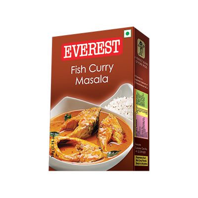 Everest Fish Curry Masala 100gms
