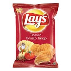 Lays Spanish Tomato Tango Crisp 52gms