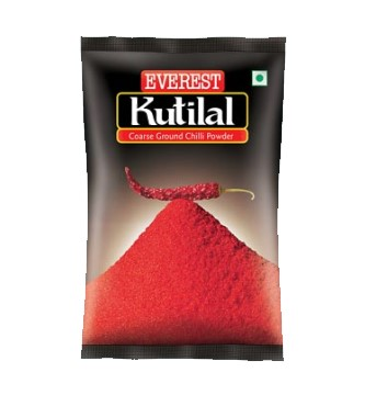 Everest Kutilal Chilli Powder 100gms