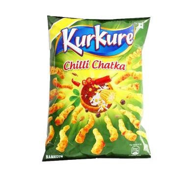 Kurkure Chilli Chataka 90gms