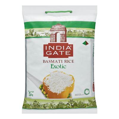 India Gate Exotic Basmati Rice 5kg