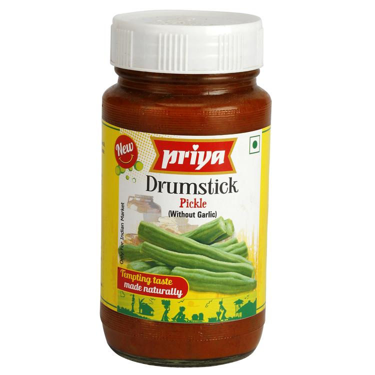 Priya Drumstick Pickle 300gms