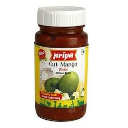 Priya Cut Mango Pickle 300gms