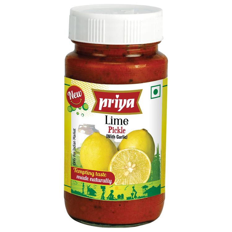 Priya Lime Pickle 300gms