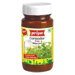 Priya Coriander Pickle 300gms