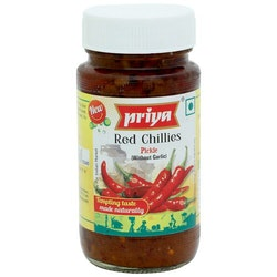 Priya Red chilli Pickle 300gms