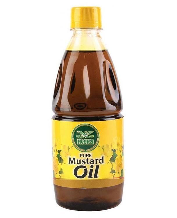 Heera Pure Mustard Oil 500ml