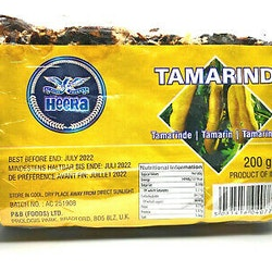 Heera Indian Tamarind 200gms
