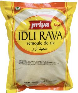 Priya Idli Rava 1kg