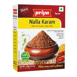 Priya Nalla Karam Powder 100gms