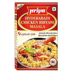 Priya Hyd.Chicken Biryani 50gms