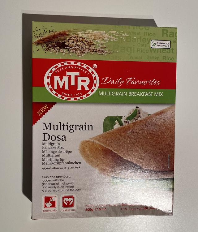MTR Multigrain Dosa Mix 500gms