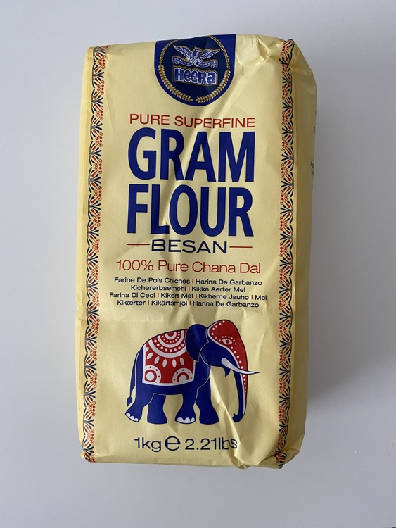Heera Gram/Besan Flour 1kg