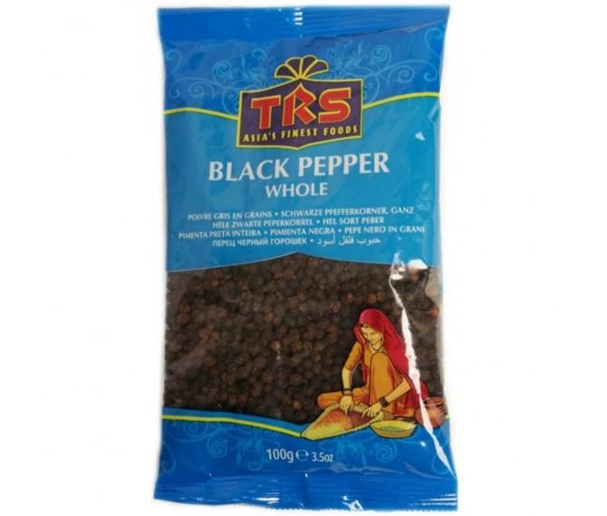 TRS Black Pepper Whole 100gms