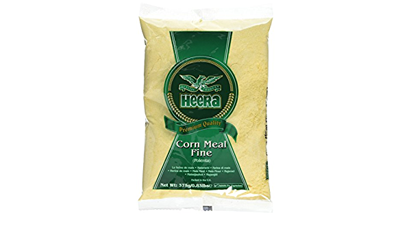 Heera CornMeal Fine 375gms