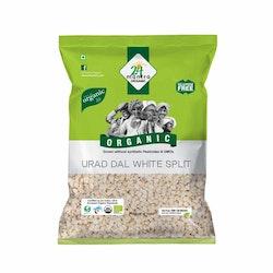 24  Organic Urad White Split 1kg
