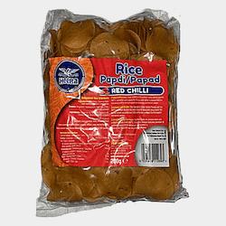 Heera Red Chilli Rice Crackers 200gms