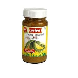 Priya Green Tamarind Pickle 300gms