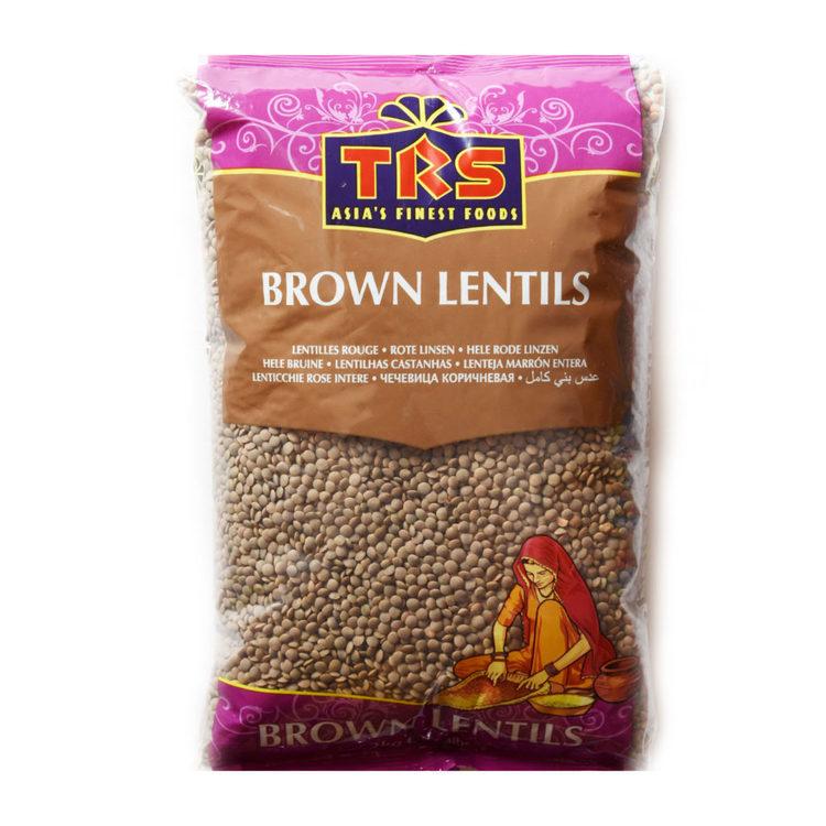 TRS Brown Lentils 1kg