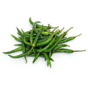 Green Chilli 200gms