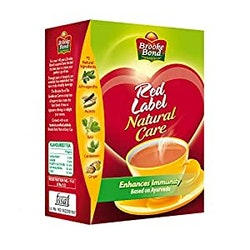 Red Label Nature Cure Tea 250gms