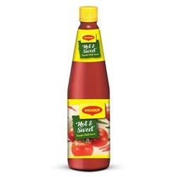 Maggi Hot & Sweet Chilli Sauce 400gms