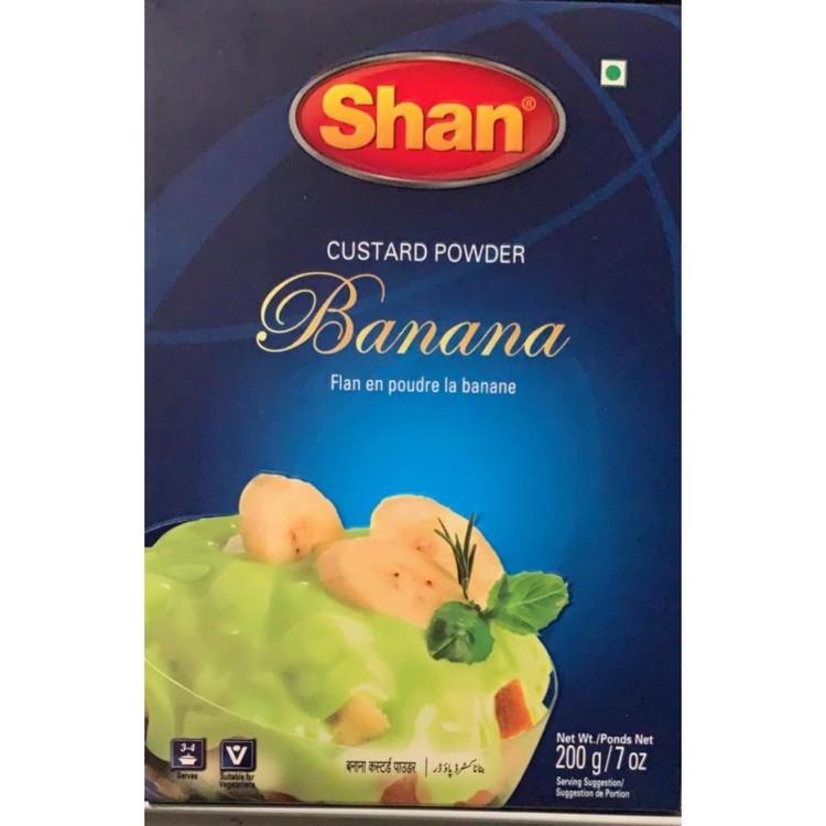 Shan Custard Banana 200gms