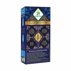 24 Organic Tulsi Green Tea - 25 Bags