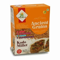24 organic Ancient Grains Kudo Millet 500gms