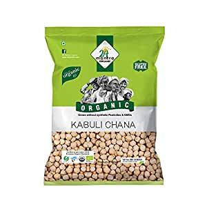 24 Organic Kabuli Channa 1kg