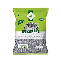 24 Organic Urad Black Whole 1Kg