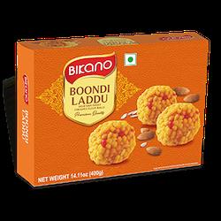 Bikano Boondi Laddu 400gms