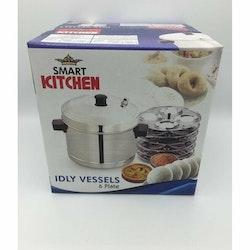 Smart Kitchen Idli Cooker 6 plates