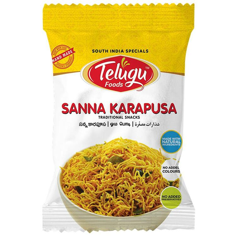 Telugu Foods Sanna Karapusa 175gms