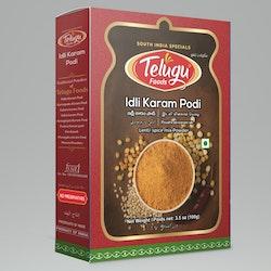 Telugu Foods Idly Karam 100gms