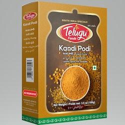 Telugu Foods Kandi Podi 100gms