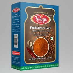 Telugu Foods Palli Karam 100gms