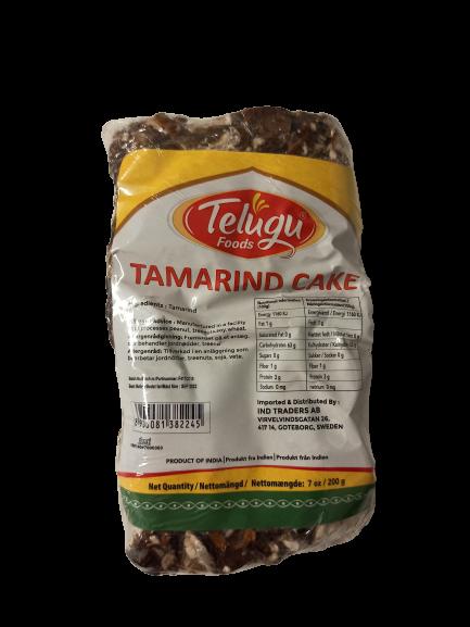 Telugu Foods Tamarind 200gms