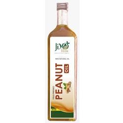 Jiyo Cold Pressed Peanut Oil 1ltrs