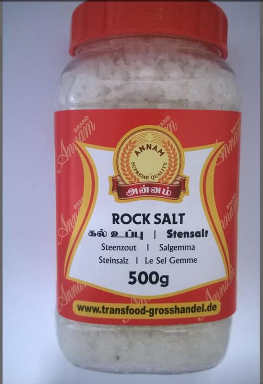 Annam Rock Salt 500gms