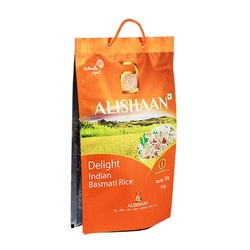 Alishan Delight Basmati Rice 5kg