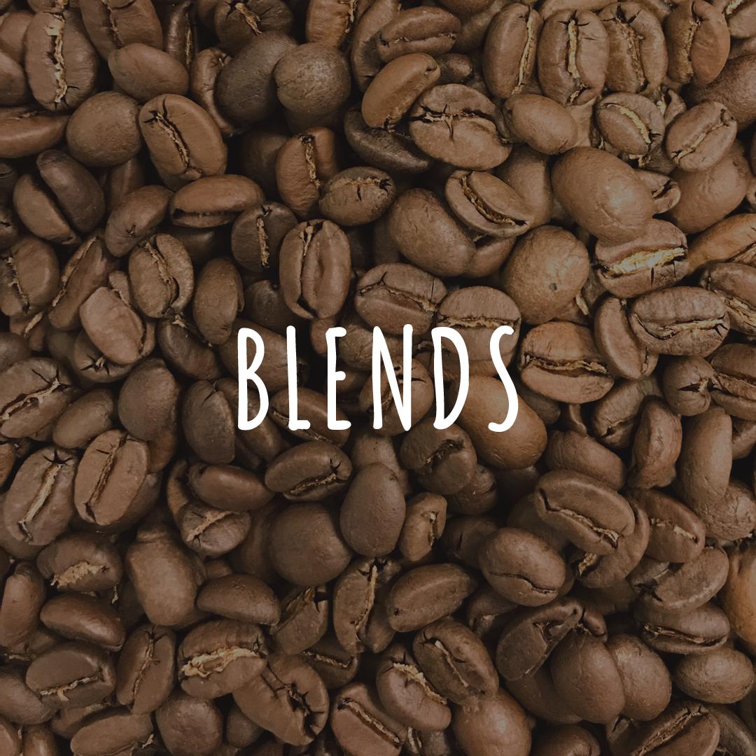 Kaffeblandningar - Hälla Kafferosteri