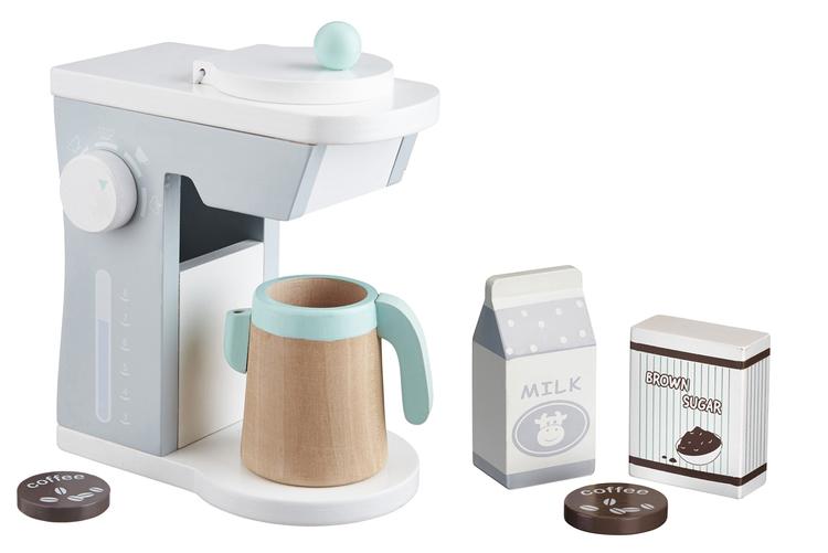Kaffemaskin vit/grå